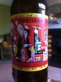 Partizan Pale Ale Centennial Chinook
