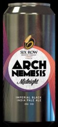 Six Row Arch Nemesis Midnight Imperial Black IPA