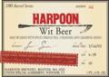 Harpoon 100 Barrel Series #02 - Wit Beer