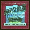 Mount St. Helena Palisades Pale Ale