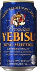 Sapporo Yebisu Royal Selection