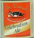 Fat Weasel Celebration Ale