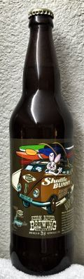 Kern River 8th Anniversary Double White IPA (Shuttle Bunny)