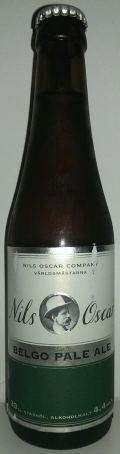 Nils Oscar Belgo Pale Ale