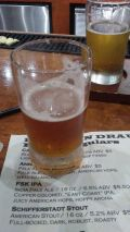 Barley and Hops FSK All-American IPA