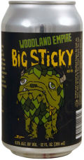 Woodland Empire Big Sticky Red IPA
