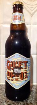 Quiet Deeds Vanilla Porter