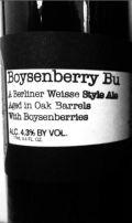 De Garde Boysenberry Bu
