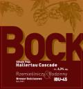 Gościszewo 55 Bock Hallertau Cascade