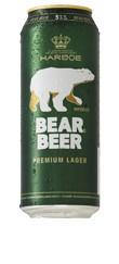 Harboe Bear Beer Premium Lager