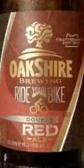 Oakshire Ride Your Bike Double Red Ale