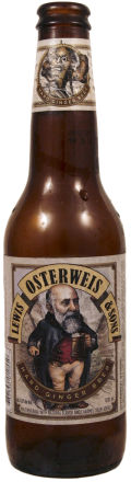 Lewis Osterweis & Sons Hard Ginger Beer