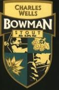 Wells Bowman Stout (Cask)