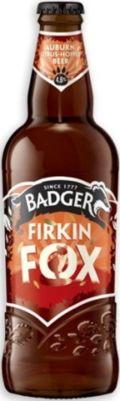 Badger Firkin Fox (Bottle)
