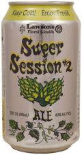 Lawson's Finest Super Session IPA #2
