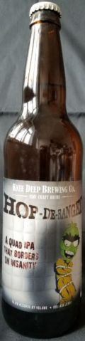 Knee Deep Hop-De-Ranged Quad IPA