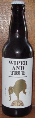 Wiper and True Pale Ale Mosaic