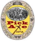 Socorro Springs Pick Axe IPA (pre 2010)