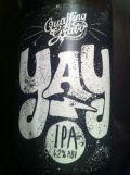 Quaffing Gravy Yay IPA