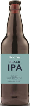 Booths Black IPA
