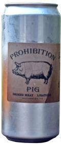 Prohibition Pig Bantam DIPA