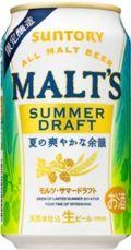Suntory Malt's Summer Draft