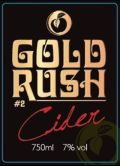 Oliver's / Virtue Cider Gold Rush #2 Cider (Bottle)