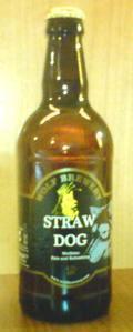 Wolf Straw Dog