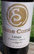Stone Corral Latigo