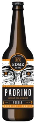 Edge Brewing Padrino Porter - Chocolate & Vanilla