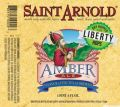 Saint Arnold Amber Ale Dry Hopped with Liberty Hops