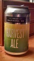 Oliver Harvest Ale