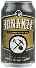Payette Bonanza Dry Hopped Golden Ale