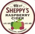 Sheppy's Raspberry Cider