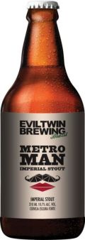 Evil Twin Brazil Metro Man Imperial Stout