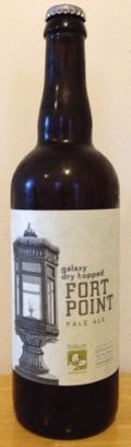 Trillium Fort Point Pale Ale - Galaxy Dry Hopped