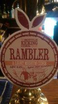 Bottle Kicking Rambler (Draught)