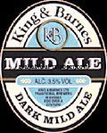 King and Barnes Mild Ale