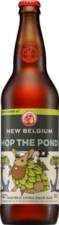 New Belgium Hop Kitchen #7 - Hop The Pond