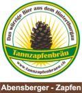 Tannzapfenbräu Abensberger-Zapfen