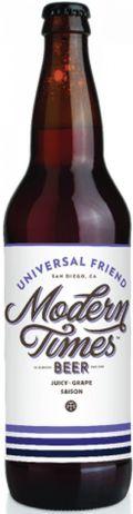 Modern Times Universal Friend - Pinot Grigio
