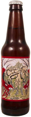 Brenner City Fox Pale Ale