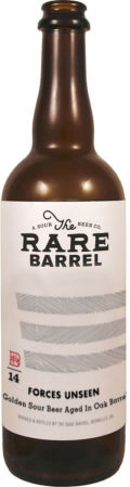 The Rare Barrel Forces Unseen (Blend 1)