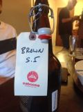 Caboose Boxcar Brown Ale
