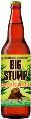 Dead Frog Big Stump Spruce Golden Ale