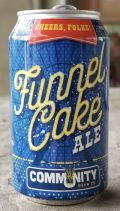 Community Funnel Cake Ale