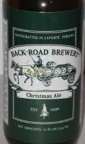 Back Road Christmas Ale 2003