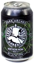 Northern Monk Dark Arches Black IPA