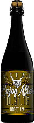 Stone Enjoy After Brett IPA
