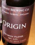 Fownes Origin Dwarfen Pilsner